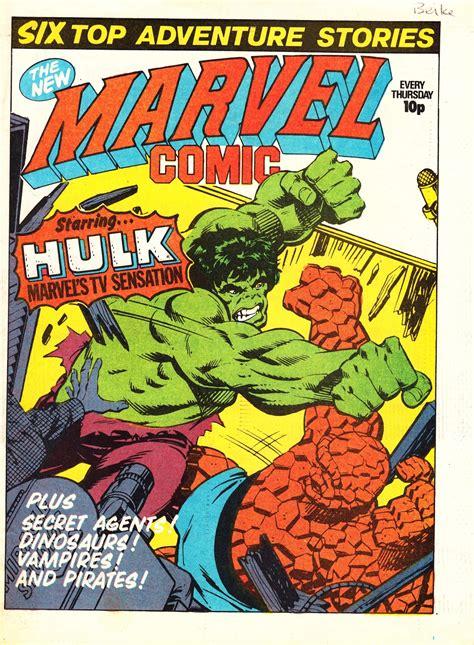 STARLOGGED - GEEK MEDIA AGAIN: 1979: MARVEL COMIC MARCH ...