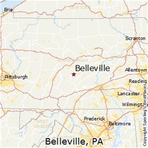places    belleville pennsylvania