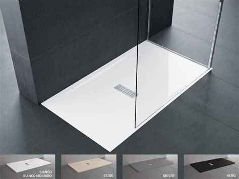 piatto doccia filo pavimento piatto doccia novellini custom da appoggio filo pavimento
