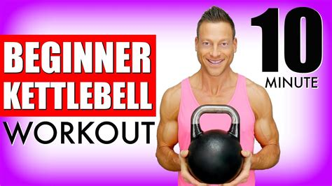 kettlebell routine workout