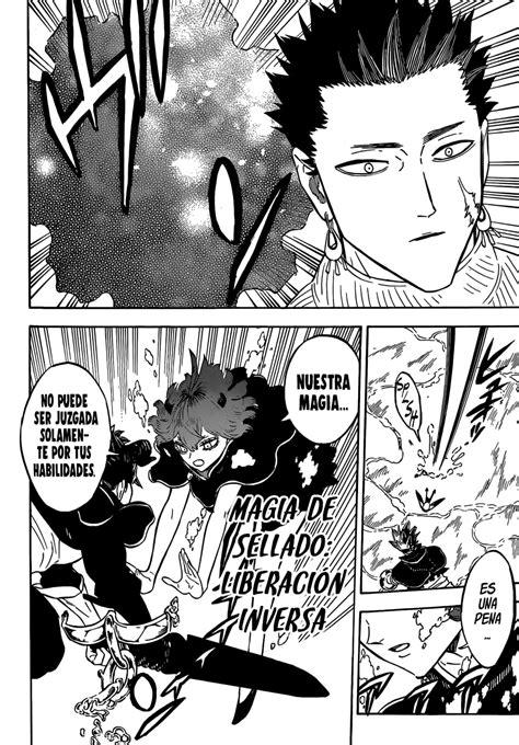 black clover  manga espanol