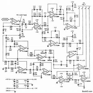 Music Vision Circuit - Audio Circuit