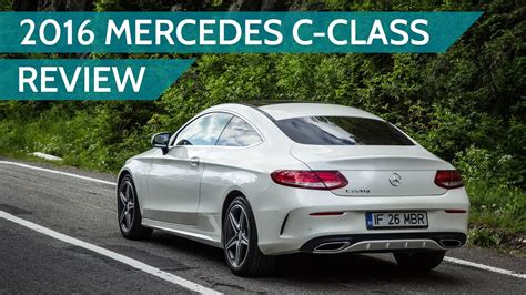 Mercedes C Class Coupe Picture by 2016 Mercedes C Class C220d Coupe Review