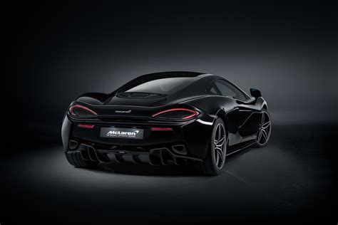 570gt Hd Picture by Mclaren 570gt Mso Black Collection 2018 Rear Hd Cars 4k