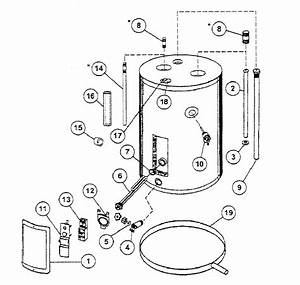 Reliance 630sors Electric Water Heater Parts