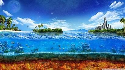 Layers Earth Desktop Wallpaperswide