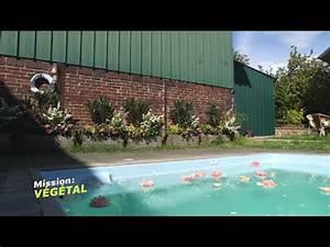 Massif Autour Piscine : quelles plantes installer autour d 39 une piscine mission v g tal m6 youtube ~ Farleysfitness.com Idées de Décoration