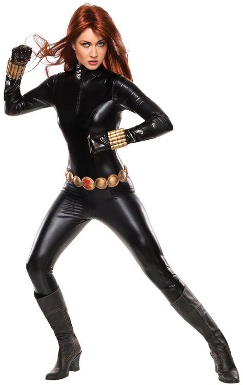 Buy Adult Grand Heritage Black Widow Costume