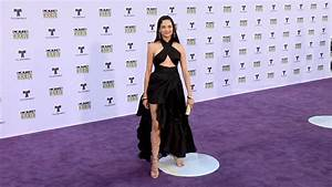 Natalia Jimenez 2017 Latin American Music Awards Purple ...