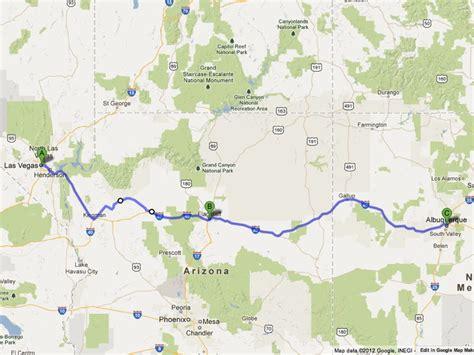 road trip route 66 grand canyon vegas flagstaff
