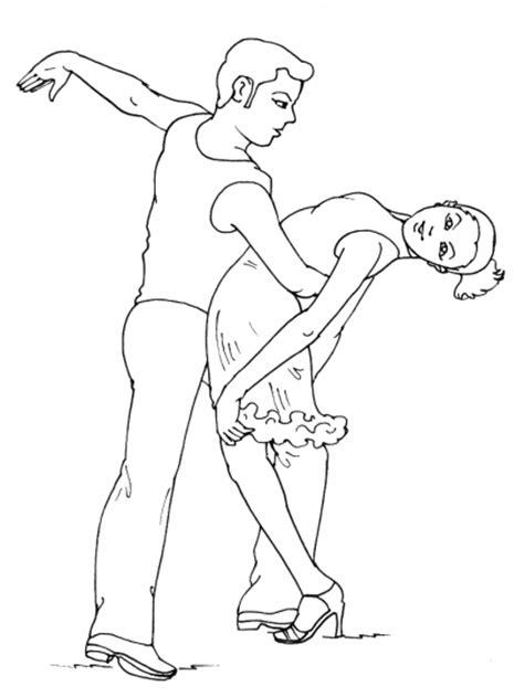dessin de danseuse moderne jazz coloriage danseuse moderne jazz