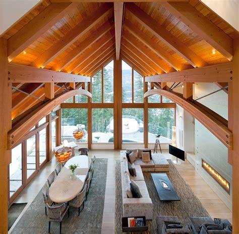 kadenwood timber frame home idesignarch interior design architecture interior