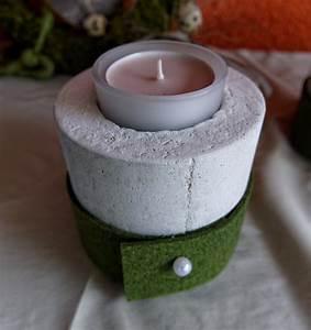 Frühlingsdeko Selber Basteln : fr hlingsdeko aus beton basteln und dekorieren ~ Markanthonyermac.com Haus und Dekorationen