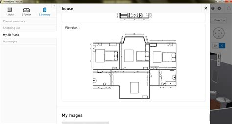 a floor plan free free floor plan software homebyme review