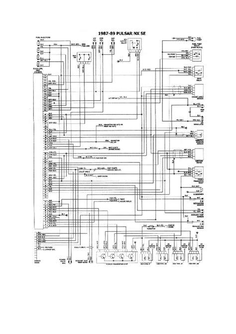 nissan tsuru sentra 8 esqnis30 pdf diagramas de autos diagramasde diagramas electronicos
