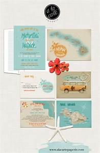hawaii wedding invitation maui wedding retro bus With maui destination wedding invitations