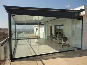 Cerramientos de terrazas y balcones en Valencia