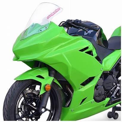 Ninja Race Bodywork 400 Kawasaki Racing Hotbodies