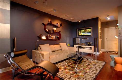 junggesellenwohnung  wohnzimmer ideen