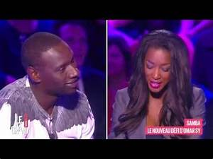 Le message perso d'Hapsatou Sy à Omar Sy - YouTube