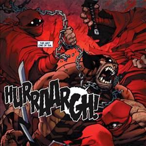 Berserker Rage (Concept) - Comic Vine
