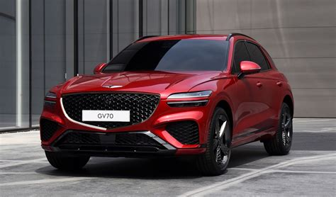How to buy vehicles from. 2021 Genesis GV70 mid-size SUV revealed, confirmed for ...