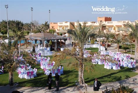 gorgeous outdoor wedding venues  cairo