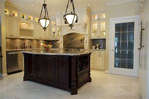 Classic Kitchen Cabinet - Traditional - Kitchen - Toronto