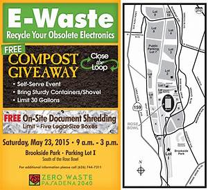 city of pasadena california With document shredding pasadena ca