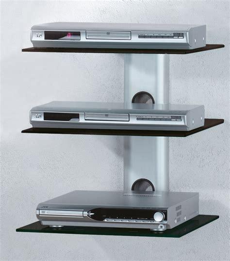 tv wandmontage kabelkanal wand tr 228 gersystem mit schwarzem aluminium kabelkanal und 3 fachb 246 den aus schwarzem glas
