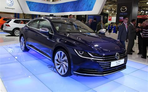volkswagen arteon finally confirmed  canada