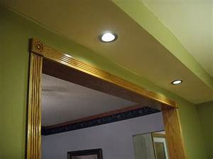 Soffit lighting exterior outdoor recessed lights for