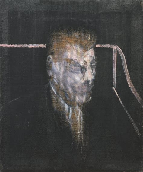 Bacon, Francis Fine Arts, After 1945 In Europe  The Red List