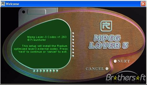 Mpeg1 Layer 3 Codec Free Download,mpeg1 Layer 3 Codec 1
