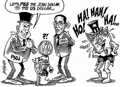 Gleaner Jamaica Cartoons Cartoon April