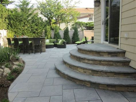 top cast concrete patio top 25 best patio stairs ideas on front