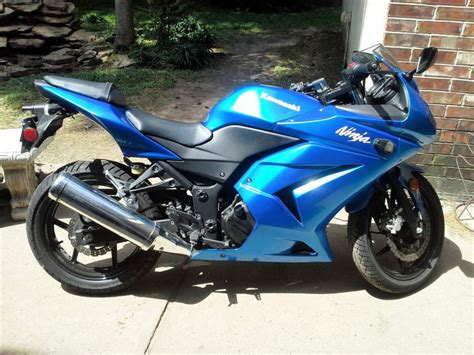 2008 Kawasaki Ninja 250r Sportbike For Sale On 2040motos