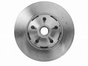 For 1966-1967 Ford Mustang Brake Rotor and Hub Assembly Front Bendix 84489HJ | eBay