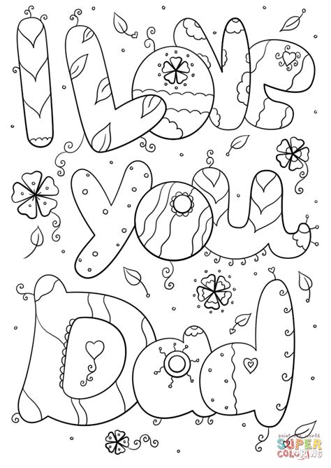 pin  kath stover  fathers day fathers day coloring page birthday coloring pages fathers