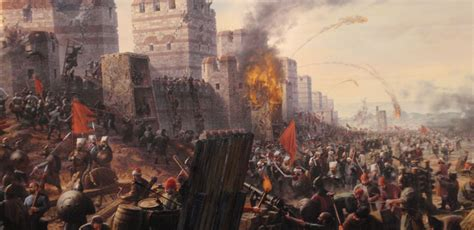 Fall Of The Ottoman Empire by Constantinople Fell 560 Years Ago Today Www Seanmunger