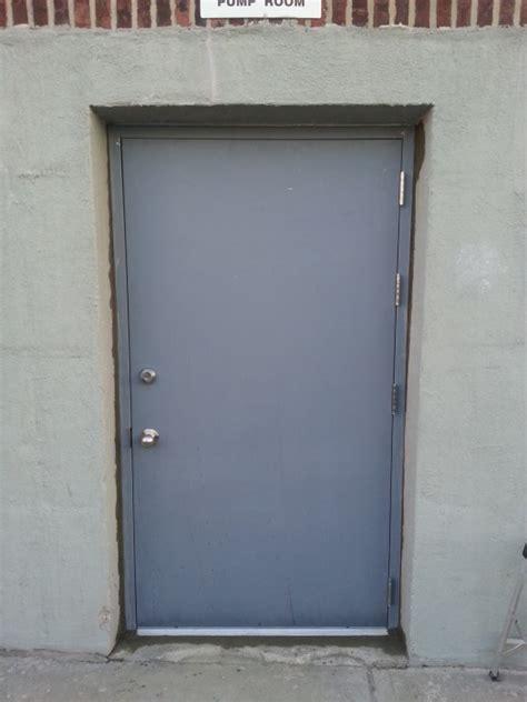 metal door frames doors