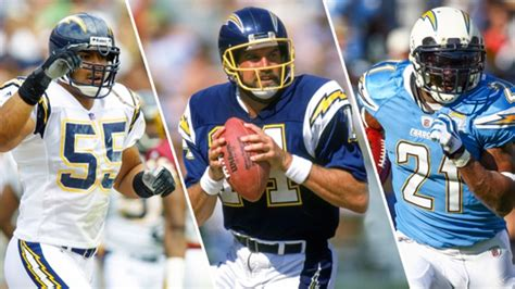 Best Players In San Diego Chargers History