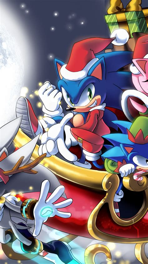 Sonic the Hedgehog iPhone Wallpaper (64+ images)