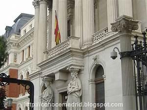Conocer Madrid  Ministerio De Agricultura Y Su Entorno