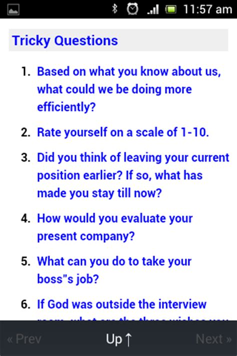 hr question answers android apps on play