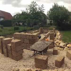 Steine Für Trockenmauer : steine f r hochbeet hochbeet beton l steine interessante ~ Michelbontemps.com Haus und Dekorationen