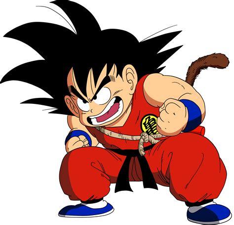 Dragon Ball  Kid Goku 3 By Superjmanplay2 On Deviantart