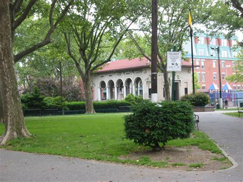 columbus park hoboken real estate
