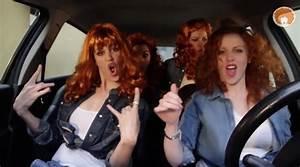 3 Filles Qui Chantent : 4 fran aises parodient les 3 australiennes de sketchshe qui chantent dans leur voiture ~ Medecine-chirurgie-esthetiques.com Avis de Voitures