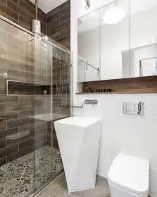 Modern Rustic Bathroom Tile by My Modern Rustic Bathroom Designed By Me Amazing